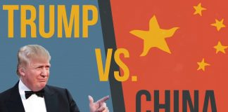 Donald Trump vs China