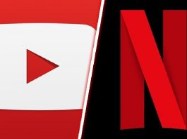 YouTube dan Netflix