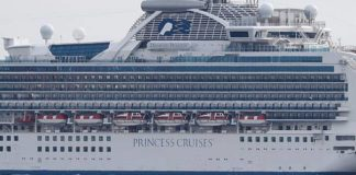 Kapal Pesiar Diamond Princess