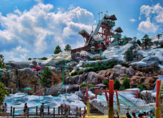 Blizzard Beach Disney dan Typhoon Lagoon Disney ditutup sampai 2021