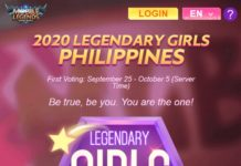 Ini Cara dapat Skin Gratis Mobile Legends dari Event 2020 Legendary Girls Philippines